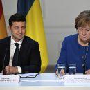 Раскрыты темы разговора Зеленского с Меркель и Байденом