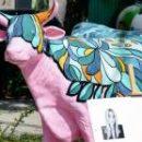 «Українські корівки» возвращаются! Компания «Молоко від фермера» установила арт-объекты в ЖК «Варшавский»