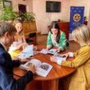 Для молодежи Киева обустроили общественное пространство