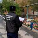 Предполагаемый убийца студенток в Гае скрылся на машине