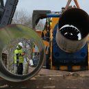 Акции «Газпрома» взлетели на новостях о «Северном потоке-2»