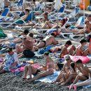 В Крыму заявили о рекордном турпотоке за весь постсоветский период