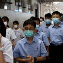 Форму китайских школьников оснастили чипами для слежения