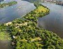 В КГГА заявили, что остров посреди Днепра не передавали в частную собственность