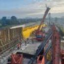 В Киеве начали строительство метро на Троещину