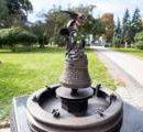 В парке «Владимирская горка» открыли 3D-миниатюру фонтана