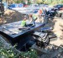 В Киеве заменили 340 километров аварийных трубопроводов