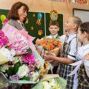 Участники «Большой перемены» поздравили учителей с профессиональным праздником