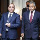 Министры обороны России и Армении провели переговоры в Москве
