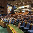 Зампостпреда России при ООН провел «урок» по химии и физике для западных коллег